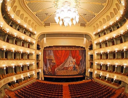 Zakaria Paliashvili Opera & Ballet State Theatre, Tbilisi