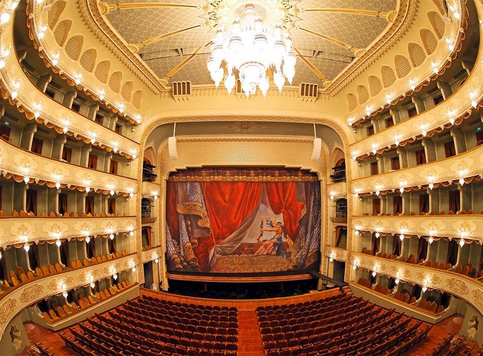 Zakaria Paliashvili, Nacionalni akademski teatar opera i balet, Tbilisi