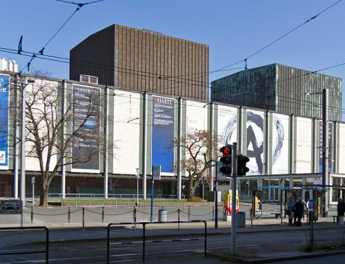 Nationaltheater Mannheim, Nacionalni teatar i opera
