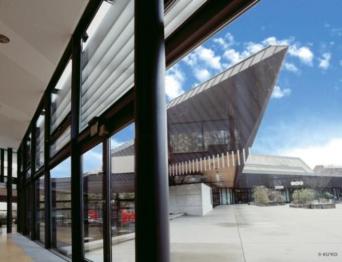 Kongresni i kulturni centar u Rozenhajmu