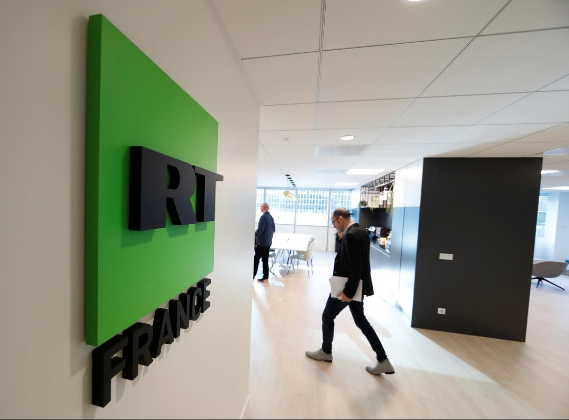 RT studio, Pariz