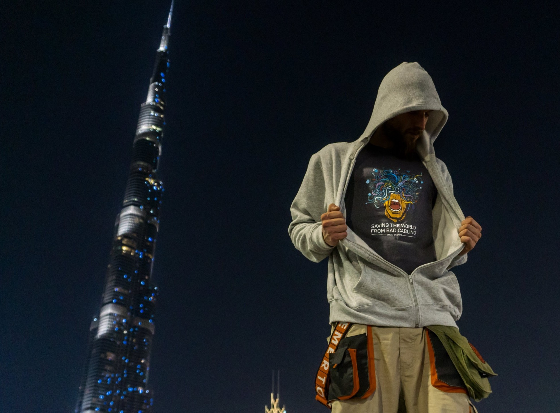 Bloomberg Business News Channel, Dubai