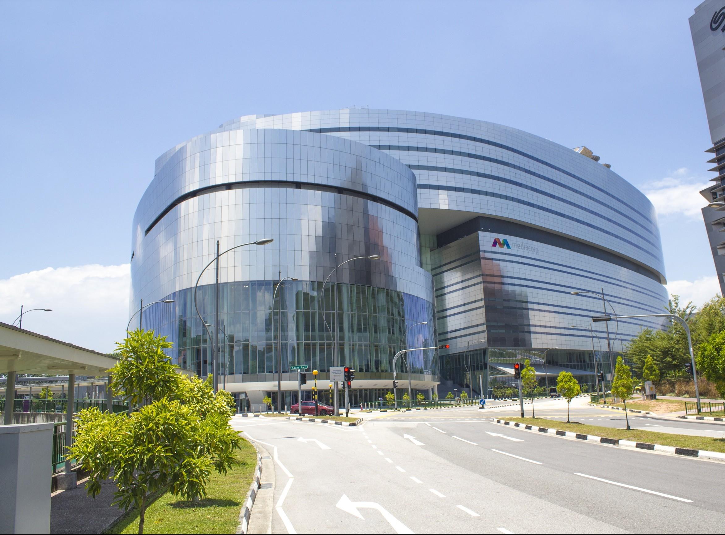 MediaCorp, Singapur